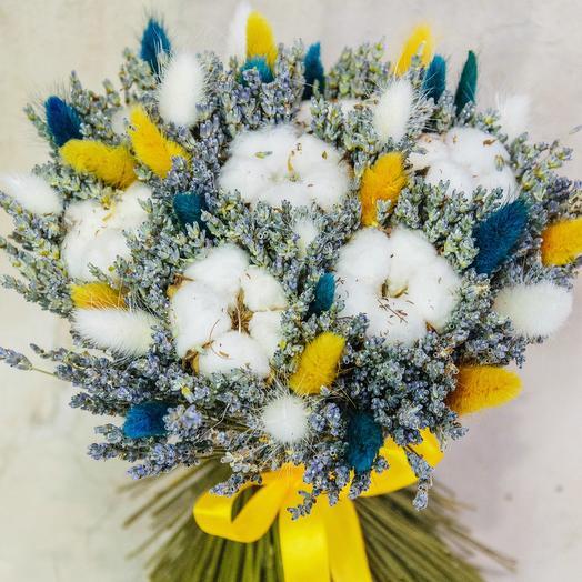 Изумрудное облачко: букеты цветов на заказ Flowwow