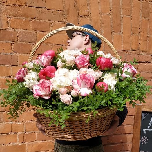 VIP корзина: букеты цветов на заказ Flowwow