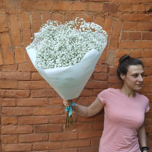 Снежный ком: букеты цветов на заказ Flowwow