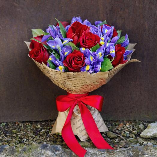 """Букет """"Характер"""": букеты цветов на заказ Flowwow"""