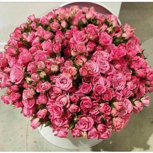 Эмили: букеты цветов на заказ Flowwow