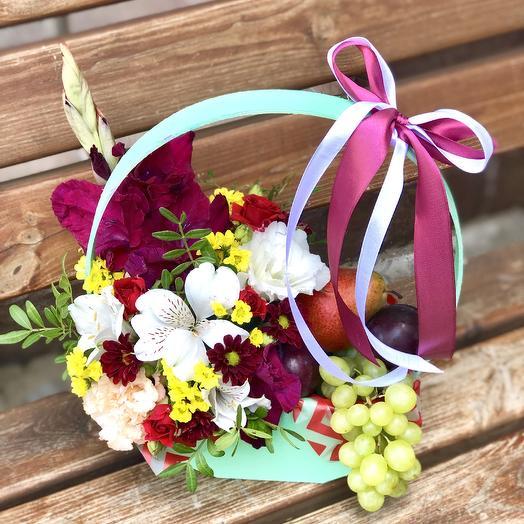 Дары лета: букеты цветов на заказ Flowwow