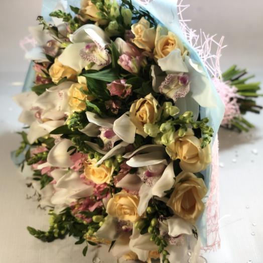 Замечательное утро: букеты цветов на заказ Flowwow