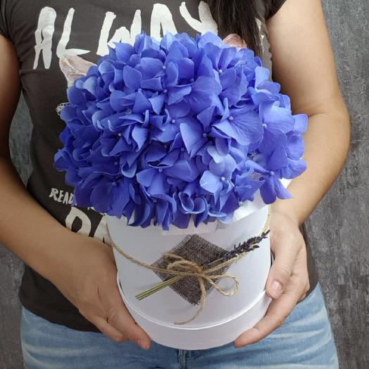 Сапфировое море: букеты цветов на заказ Flowwow