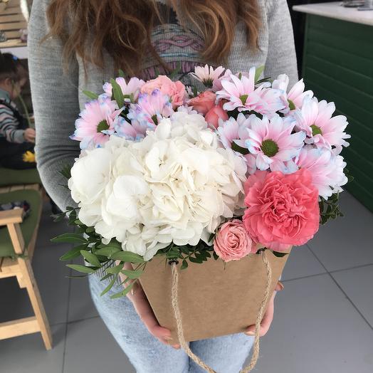 Облако в руках: букеты цветов на заказ Flowwow