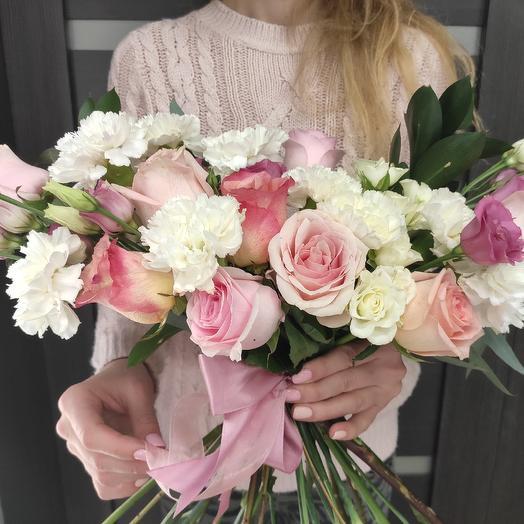 Искренний: букеты цветов на заказ Flowwow