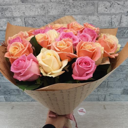 Микс из самых красивых роз