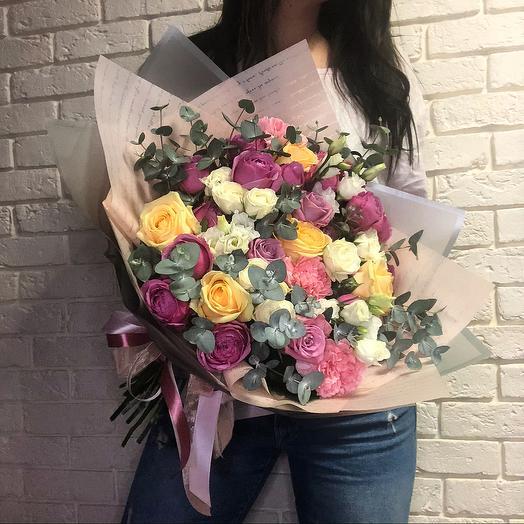 Voyage: букеты цветов на заказ Flowwow