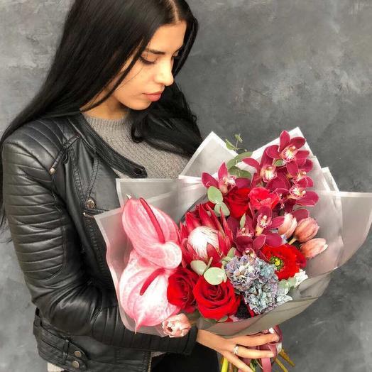 Ария: букеты цветов на заказ Flowwow