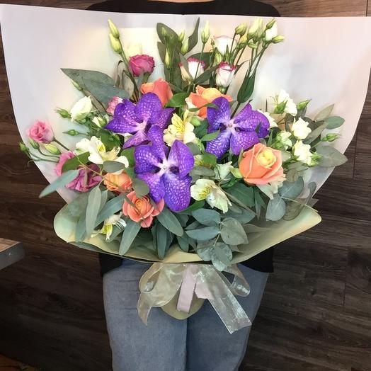 VeiL: букеты цветов на заказ Flowwow