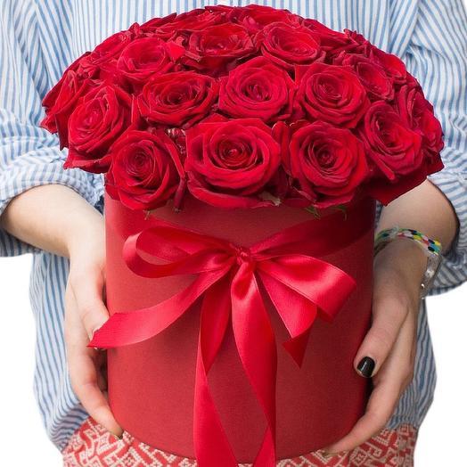 Коробка «С любовью!»
