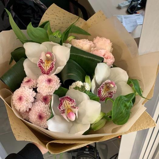 Орхидея любви