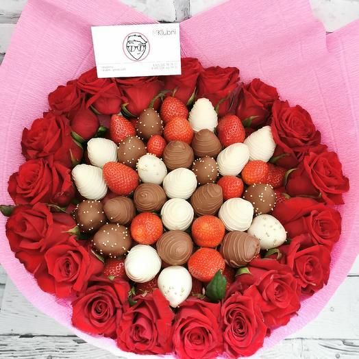 Букет ROYAL: букеты цветов на заказ Flowwow