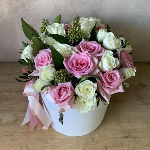 Прекрасный день: букеты цветов на заказ Flowwow