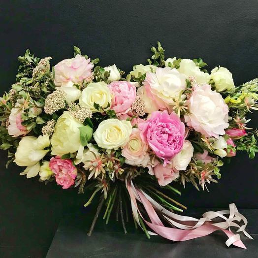 Моя принцесса: букеты цветов на заказ Flowwow