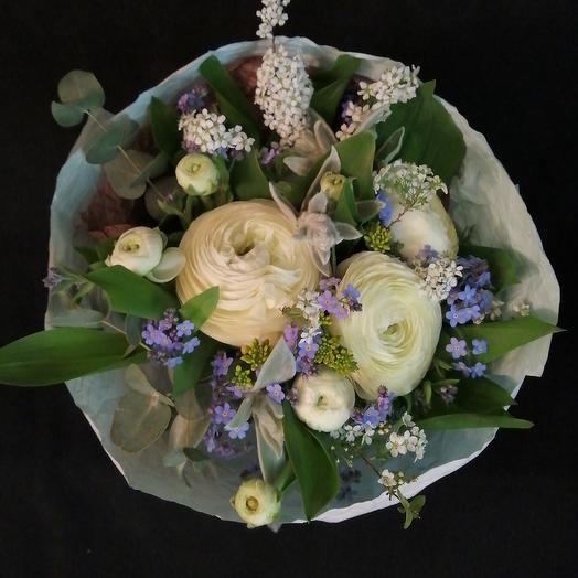 Этюд: букеты цветов на заказ Flowwow