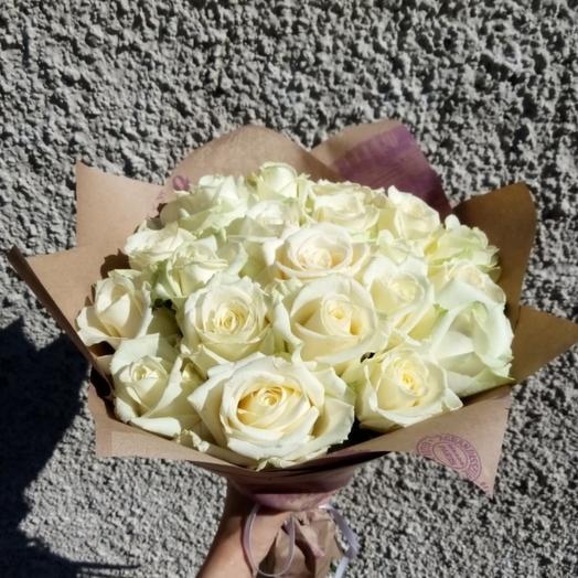 21 white rose