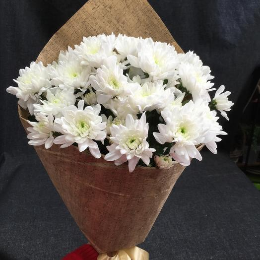 Букет из хризантем 🌹
