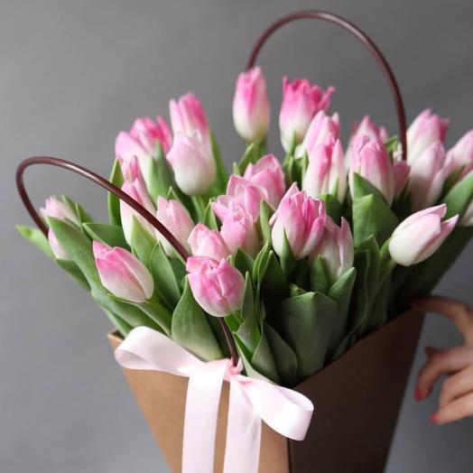 25 Тюльпанов в сумочке
