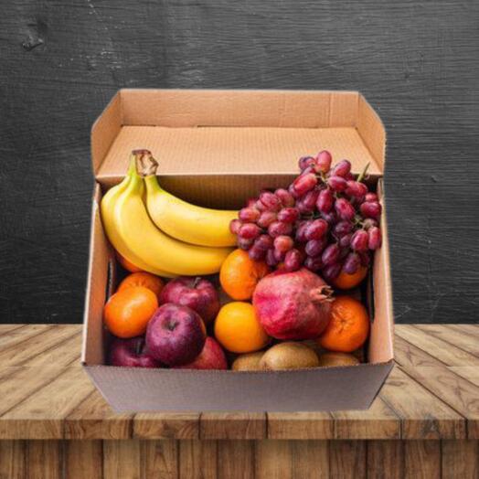 Продуктовый набор из фруктов