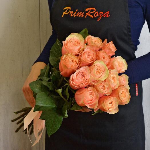 Букет из пионовидной розы Kahala A2103