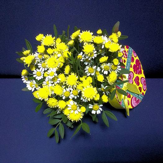 Коробочка 228: букеты цветов на заказ Flowwow
