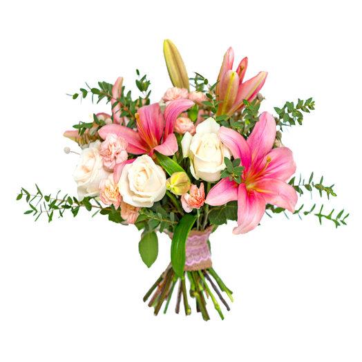 Лилия азия: букеты цветов на заказ Flowwow