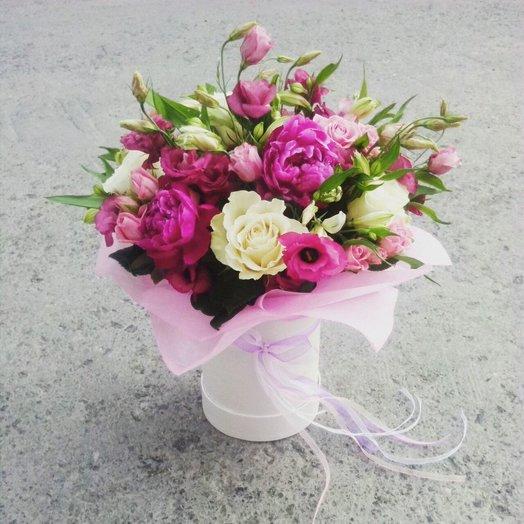 Lov Коробочка: букеты цветов на заказ Flowwow