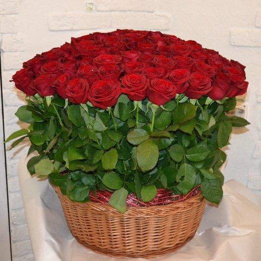 101: букеты цветов на заказ Flowwow