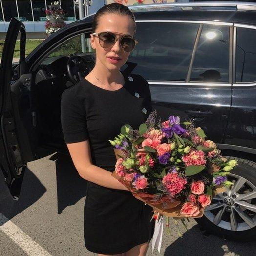 Борокко: букеты цветов на заказ Flowwow