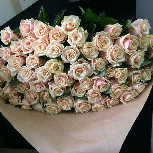 61 роза Талея: букеты цветов на заказ Flowwow