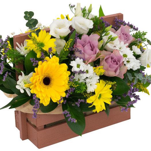 Капучино: букеты цветов на заказ Flowwow