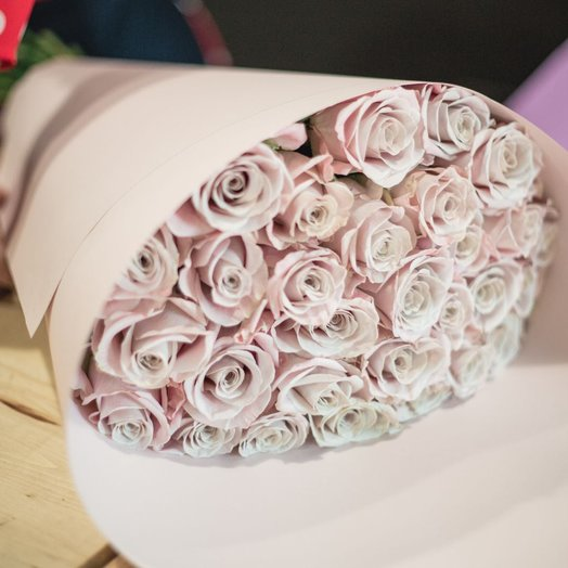 Букет к утреннему капучино : букеты цветов на заказ Flowwow