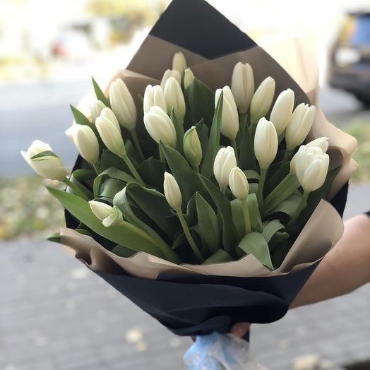 Как подснежники: букеты цветов на заказ Flowwow