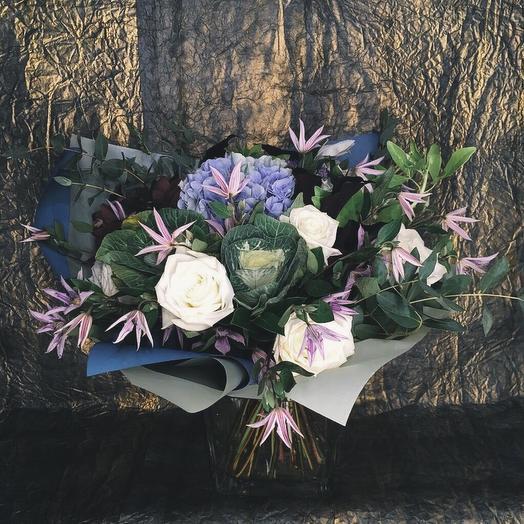 Букет «Гармония чувств»: букеты цветов на заказ Flowwow