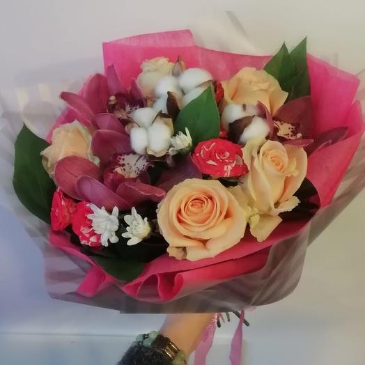 Неженка моя: букеты цветов на заказ Flowwow