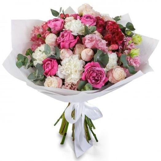 """Букет """"Амур"""": букеты цветов на заказ Flowwow"""
