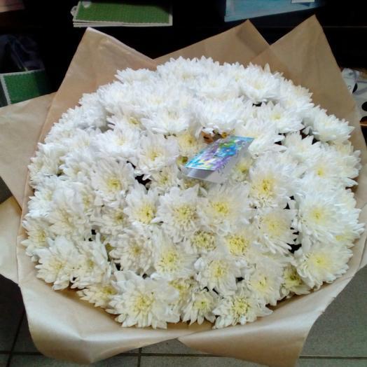 """Букет """"Воздушное облако"""": букеты цветов на заказ Flowwow"""