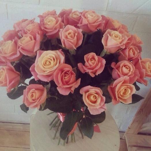 """""""Букет из 39 роз"""": букеты цветов на заказ Flowwow"""