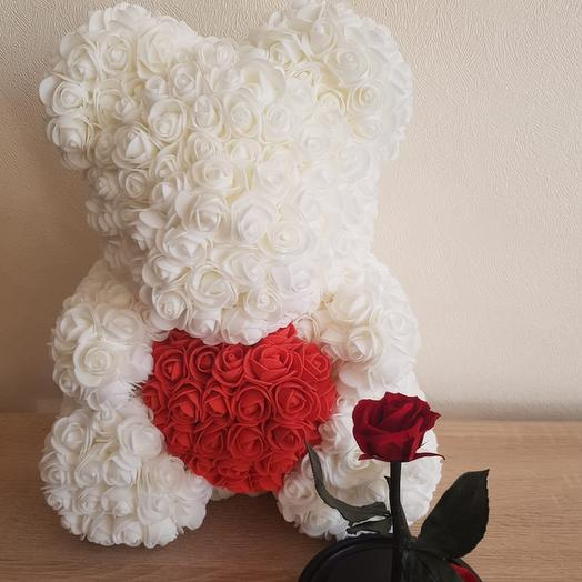 Подарочный набор 21: букеты цветов на заказ Flowwow