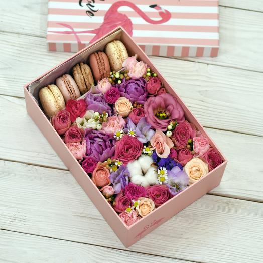 Beauty Box: букеты цветов на заказ Flowwow