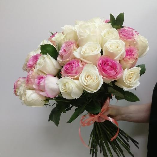 Светлые мечты: букеты цветов на заказ Flowwow