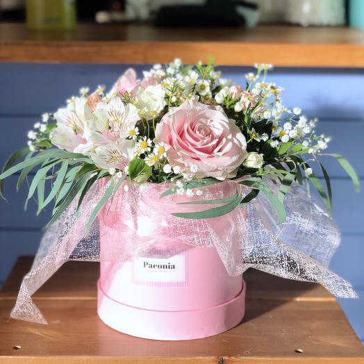 Коробка 11: букеты цветов на заказ Flowwow