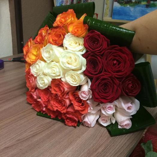 Телескоп: букеты цветов на заказ Flowwow