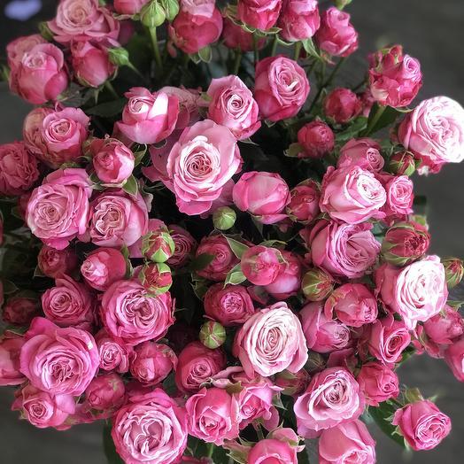 Леди Бомбастик Премиум: букеты цветов на заказ Flowwow