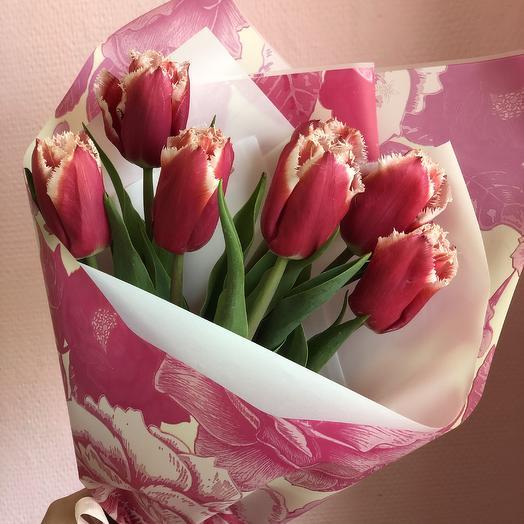 Букет 202: букеты цветов на заказ Flowwow