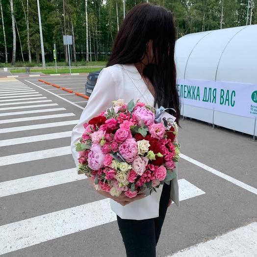Элегантный шик: букеты цветов на заказ Flowwow