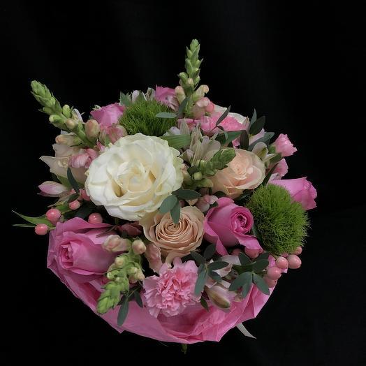 Pink mood: букеты цветов на заказ Flowwow