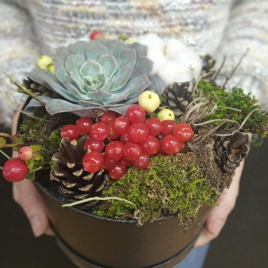 """""""Вдохновение осени"""": букеты цветов на заказ Flowwow"""