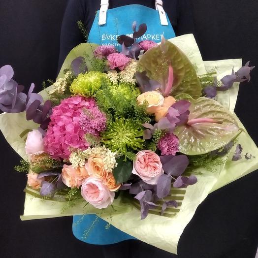 Букет - Венисуэла: букеты цветов на заказ Flowwow